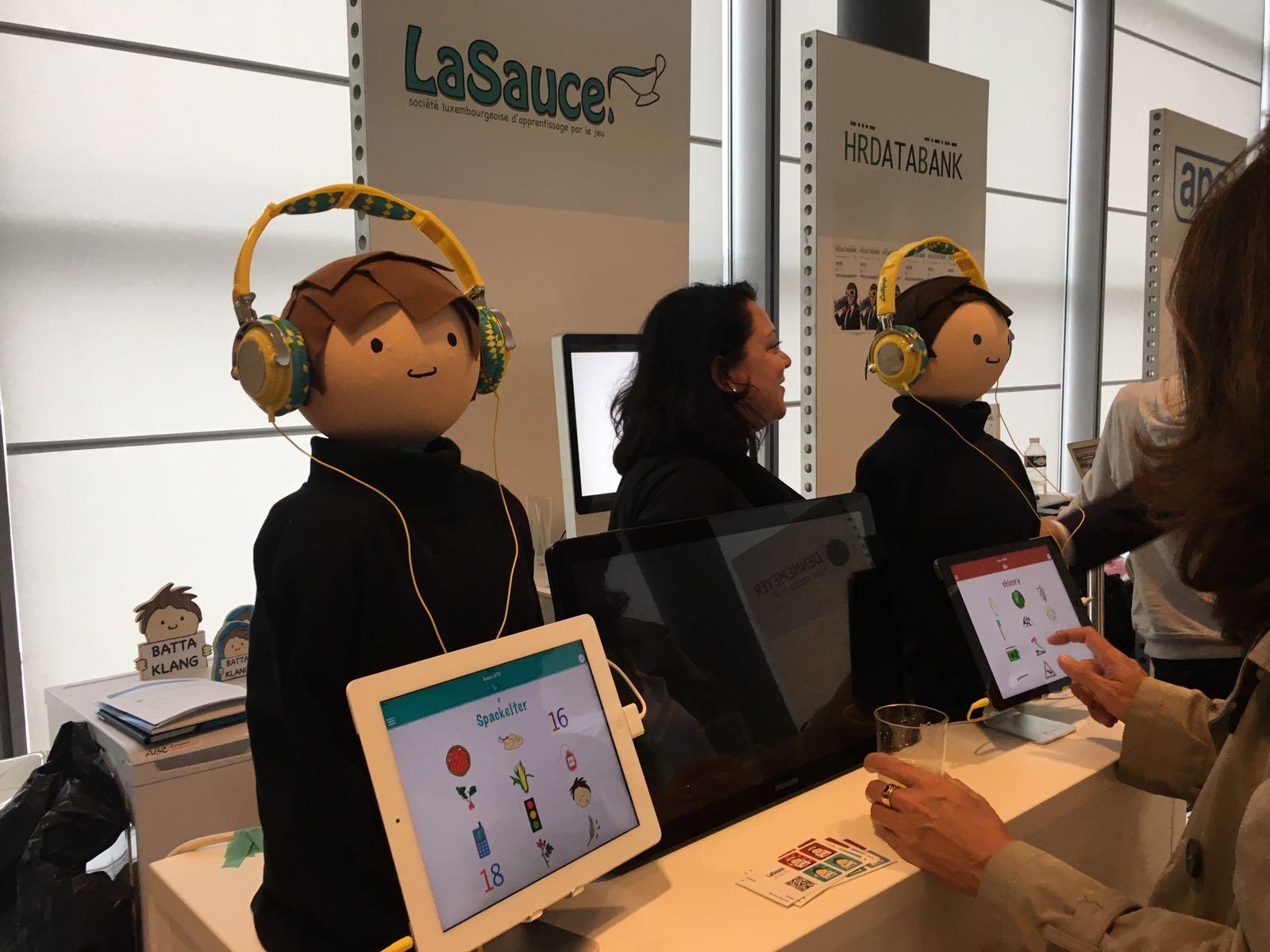 Startup luxembourgeoise
